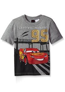 Disney Little Boys' Cars Lightening McQueen T-Shirt