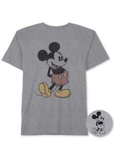Disney Little Boys Classic Mickey Graphic T-Shirt