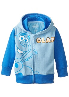 Disney Little Boys' Toddler Frozen Olaf Boys Hoodie