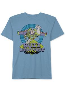 Disney Little Boys It's Buzz Graphic Cotton T-Shirt