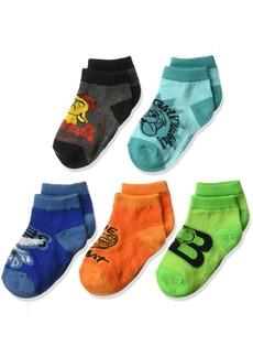 Disney Little Boys' Lion Guard 5 Pack Shorty Socks