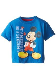 Disney Little Boys' Mickey American Original Toddler Boy T-Shirt