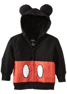 Disney Little Boys' Toddler Mickey Mouse Hoodie