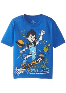 Disney Little Boys' Toddler Miles from Tomorrowland Toddler Boys T-Shirt