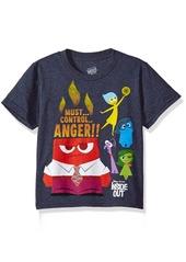 Disney Little Boys' Pixar Inside Out Anger T-Shirt