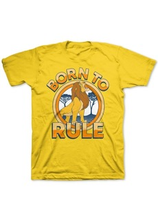 Disney Toddler Boys The Lion King Born To Rule T-Shirt