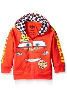 Disney Little Boys' Toddler Cars '95 Hoodie