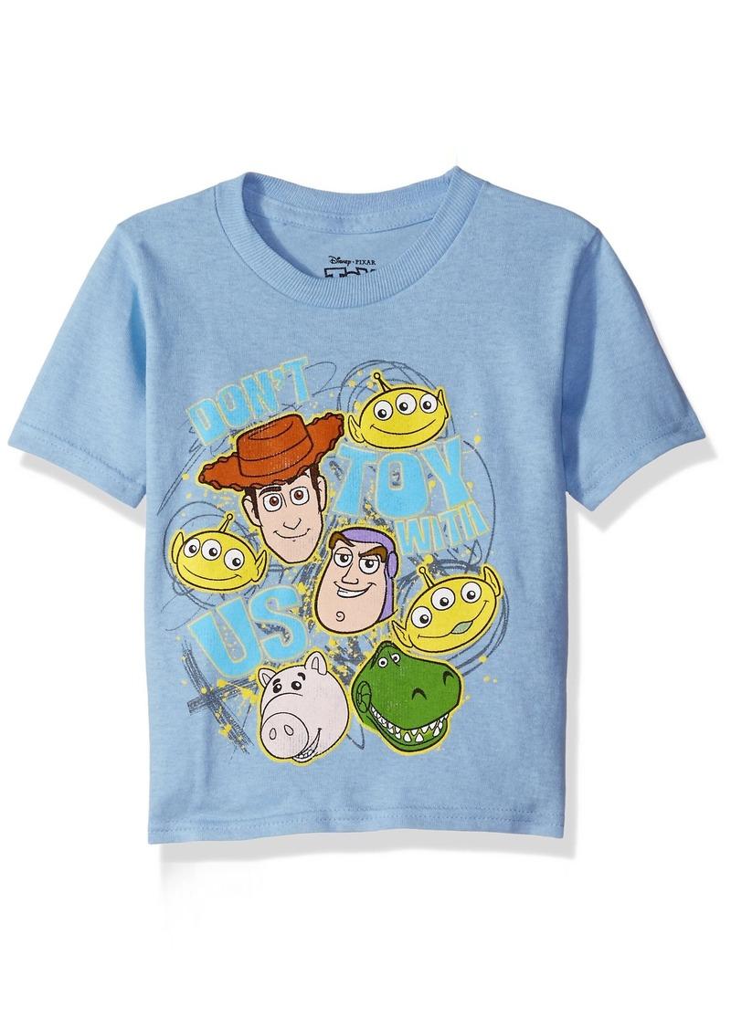 Disney Little Boys' Toddler Toy Scramble T-Shirt
