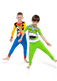 Disney Little Toy Story Boys' -Piece Cotton Pajama Set