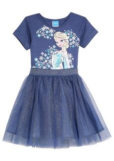 Disney Little Girls 2-Pc. Frozen Dress & Skirt Set