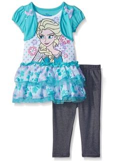 Disney Girls' Frozen 2-Piece Legging Set