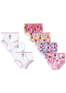 Disney Little Girls'  7 Pack Doc McStuffins Underwear