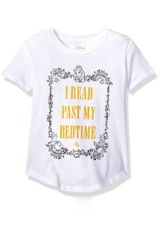 Disney Little Girls' Beauty and The Beast T-Shirt