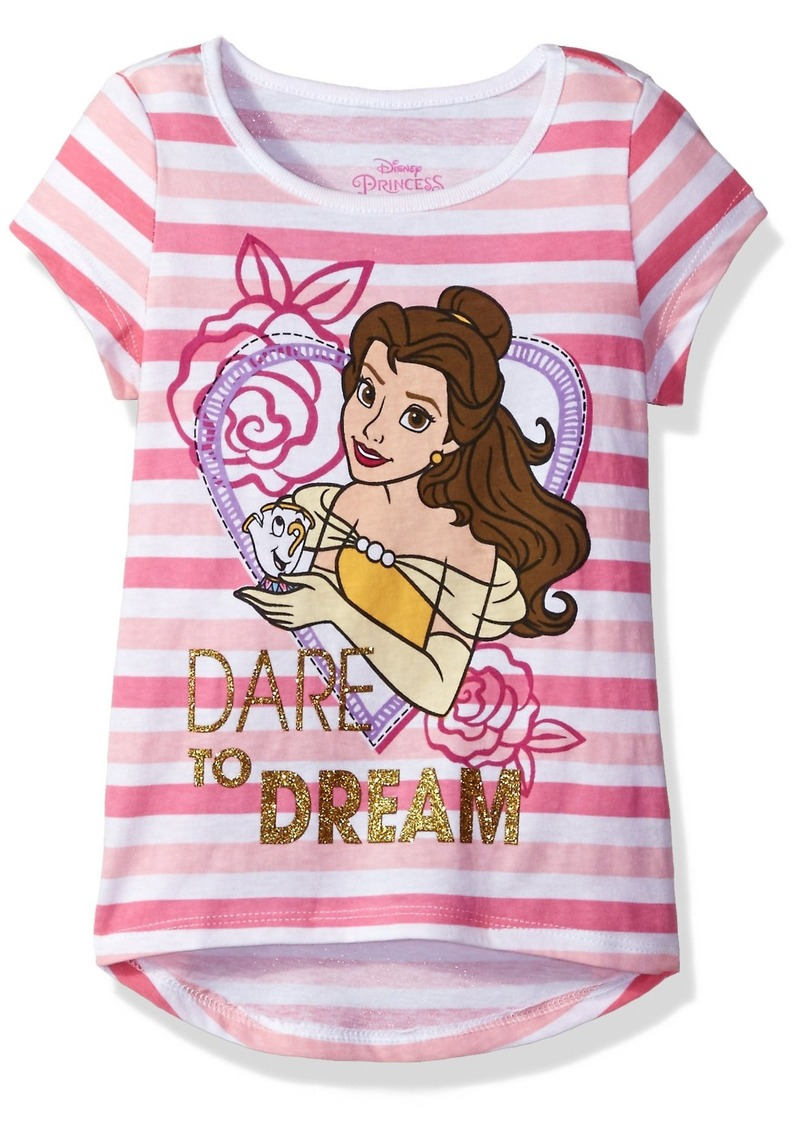fa287ba17 Disney Disney Little Girls' Belle Beauty and the Beast T-Shirt | Tshirts