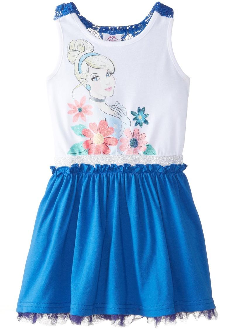 Disney Disney Little Girls Cinderella Halter Dress Dresses