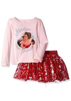 Disney Little Girls' Elena of Avalor Skirt Set