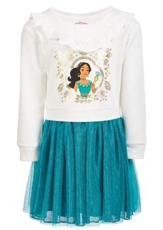Disney Toddler Girls Layered-Look Elena Dress