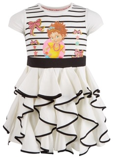 Disney Toddler Girls Fancy Nancy Ruffled Dress