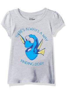 Disney Little Girls' Finding Dory T-Shirt