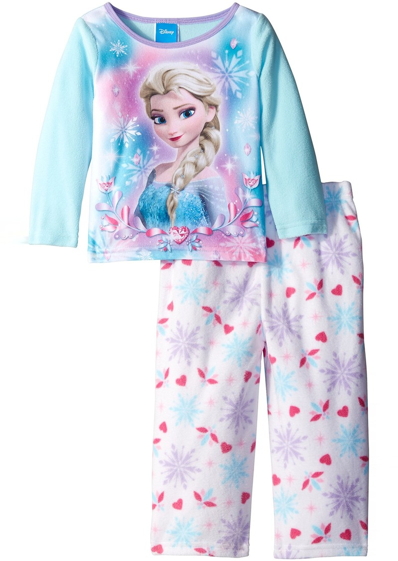 b6ecaf060602 Disney Disney Little Girls  Toddler Frozen Elsa s World 2-Piece ...