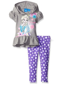 Disney Little Girls' Toddler Frozen Legging Set
