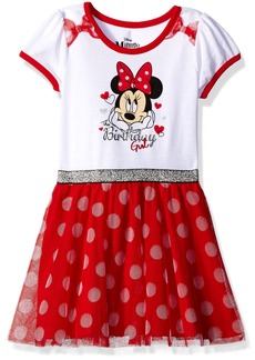 Disney Little Girls' Minnie Mouse Birthday Dress
