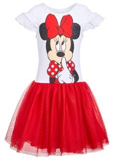 Disney Little Girls Minnie Mouse Dress