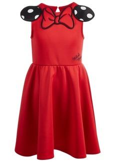 Disney Toddler Girls Minnie Mouse Scuba Dress