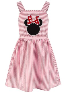 62430b9ad Disney Disney Big Girls Minnie Mouse Tutu Dress with Faux Fur Trim ...