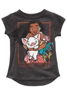 Disney Toddler Girls Moana & Friends T-Shirt