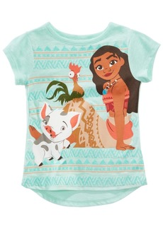 Disney Toddler Girls Moana Graphic-Print T-Shirt