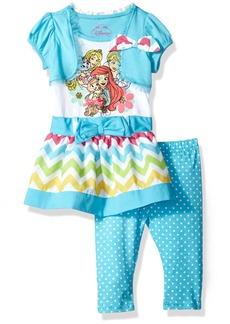 Disney Little Girls' Princess Legging Set