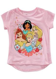 Disney Little Girls Princesses T-Shirt