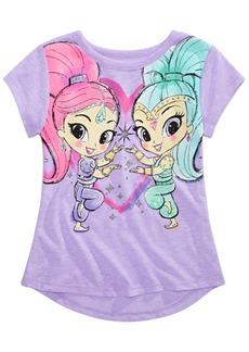 Disney Little Girls Shimmer & Shine T-Shirt