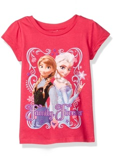 Disney Little Girls' Toddler Frozen T-Shirt