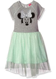 Disney Little Girls' Toddler Minnie Mouse Dress