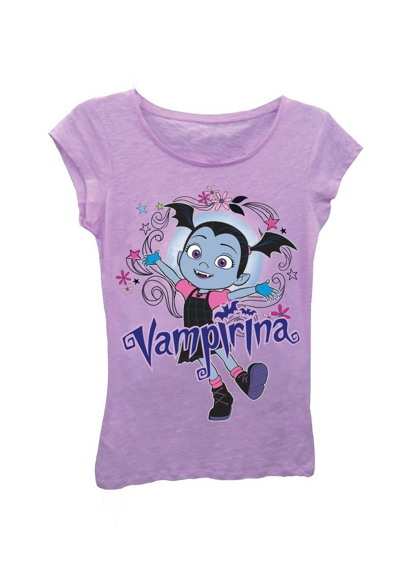f9647ce728 Disney Disney Little Girls  Vampirina Short Sleeve T-Shirt