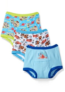 Disney Toddler Boys' Cars Toy Story Nemo 3 Pack Training Pant Assorted