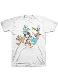 Disney Toddler Boys Crew T-Shirt