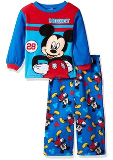 Disney Toddler Mickey Mouse Boys 2-Piece Pajama Set