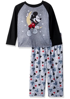 Disney Toddler Boys' Mickey Mouse 2-Piece Pajama Set