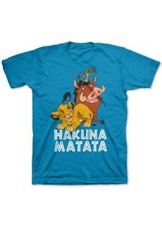 Disney Little Boys The Lion King Hakuna Matata T-Shirt