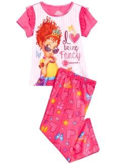 Disney Toddler Girls 2-Pc. Fancy Nancy Pajama Set