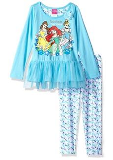 Disney Toddler Girls' 2 Piece Princess Legging Set