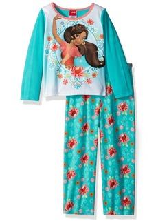 Disney Toddler Girls' Elena 2-piece Fleece Pajama Set