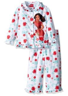 Disney Toddler Girls' Elena 2-piece Pajama Coat Set