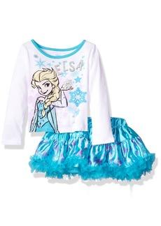 Disney Toddler Girls' Frozen 2 Piece Skirt Set