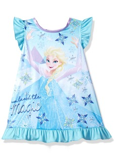 Disney Toddler Girls' Frozen Elsa Nightgown