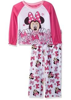 Disney Toddler Girls' Minnie Mouse 2-Piece Pajama Set