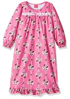 Disney Toddler Girls' Minnie Mouse Granny Nightgown